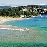 Beach -1 minutes walk