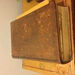 Old Bible in the Inn