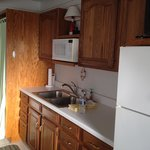 Room Kitchen Area