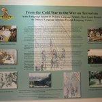 Army Language School Exhibit