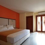 Deluxe Room size 28 sqm