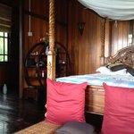 Dit was de slaapkamer, hoe mooi