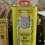 Núñez de Prado- Fabrica de Aceite de Oliva Ecológico