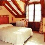 Dormitorios amplios y luminosos.