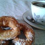 Servicio de desayunos y cenas