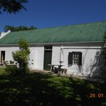 Oue Werf accommodation
