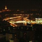 Uitzicht in de avond 3