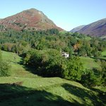 Helm Crag from nearby