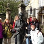 Exploring Edinburgh in the Company of an 18th Century Poet