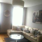 Living room Apt number 1