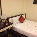 smaller, windowless room