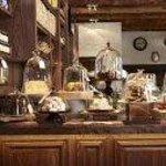 La Belle Cafe & Bakery Pastry selection