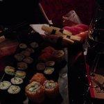 Sushi at Sumo