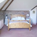 One of our three B&B rooms avaiable