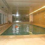 SPA- piscina água quente