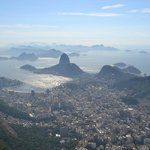 Rio waking in the morning