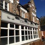 Trevor Arms...a triumph of a pub!
