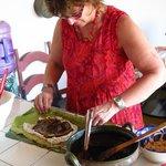 tamale making class