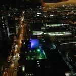 Yerba Buena Center View Night