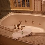 Gorgeous Jacuzzi Tub in our Suite