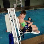 Hampton Pool LIft