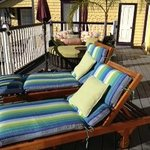 Deck-lounges