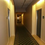 Hallway on 3rd floor