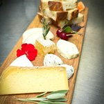 Dinner Cheese Board