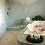 Mangrove Villa MAster Bathroom