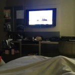 Nice TV in Room