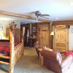 Winter Decor - Great Northwest Suite