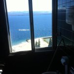 View from one of the bathrooms