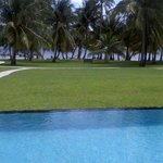 Victoria House Infinity Pool