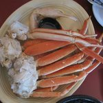 Crab legs - full portion