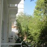 балконы фасада