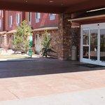 Main Hotel Enterance