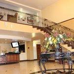 Main Lobby Stairways
