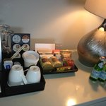 Suite- Coffe and snack area