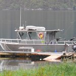 Lisianski Inlet Lodge charter boat