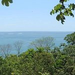 great view of Ballena Marine National Park