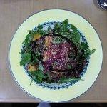 Bhutanese Salad--fabulous