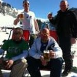 beer on the slopes .-)