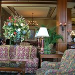 View of The Lobby at the Biltmore Inn
