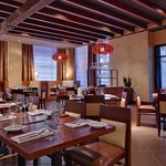 Urban an American Grill offers a chic environment with excellent dining options.