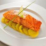 Tandoor Salmon