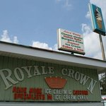 Royale Crown Homemade Ice Cream and Grille