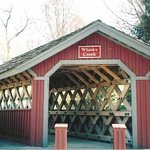 Whisky Creek bridge on Maker's Mark property.