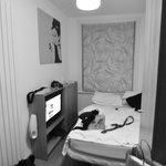 Camera 21 - secondo piano lato letto