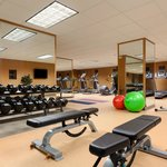 The Elms Hotel and Spa (Fitness Center)