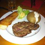 Steak ...